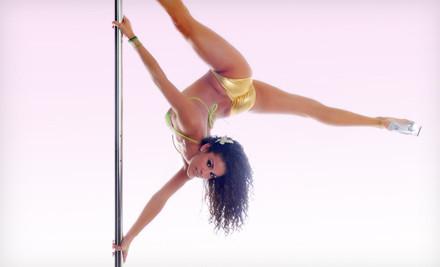 5 Pole-Dancing Classes (a $150 value) - Pole Dance Miami in Miami
