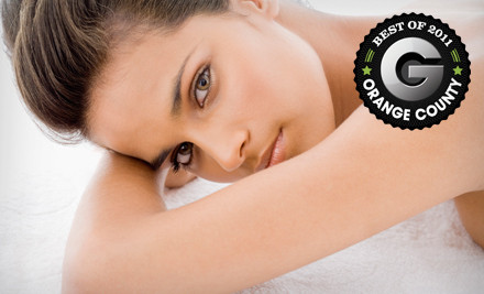 60-Minute Relaxation Massage (a $70 value) - In Essence Day Spa in Mission Viejo