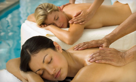 50-Minute Love Birds Package for Two (a $99 value) - Franklin Spa in West Bloomfield