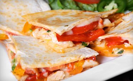 $20 Groupon to Jalapeno Joes of San Antonio - Jalapeno Joe's of San Antonio in San Antonio