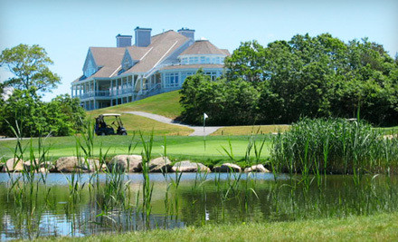 18-Hole Round of Golf for 2 Including Cart Rental - Ballymeade Country Club in East Falmouth