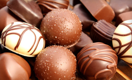 6 Chocolate-Dipped Strawberries (a $24 value) - Chocolates by Mark in Houston