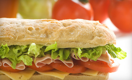 $10 Groupon to That Sub Place - That Sub Place in Franklin