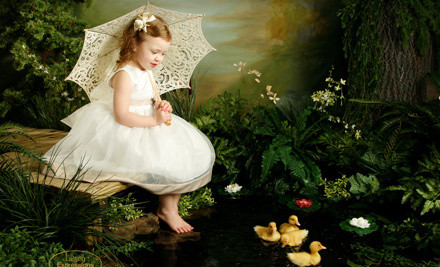 Photo Package with Live Ducklings (a $180 value) - Lasting Expressions in Memphis