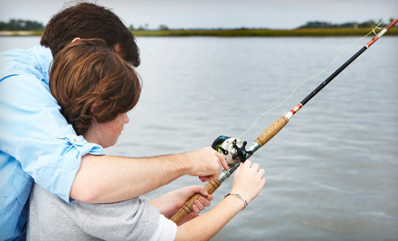 Doublesteal Fishing Guide Service - Doublesteal Fishing Guide Service in Matagorda