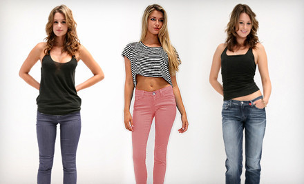 $125 Groupon to Jeans.com - Jeans.com in