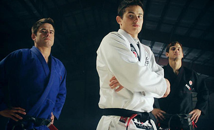 5 Jiu-Jitsu, Muay Thai, or Mixed Martial Arts Drop-in Classes (a $125 value) - Gracie Fighter San Jose in San Jose