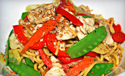 $20 Groupon to Red 88 Noodle Bar - Red88 Noodle Bar in Davis