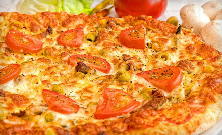 $30 Groupon for Parties of Two or More  - Cookin Cafe & Grille in Boston