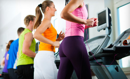 1-Month Membership with Full Gym Access and Unlimited Classes  - Sheraton Fitness in Manhattan