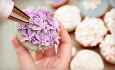 Cupcake-Decorating Class for 1 (a $55 value) - I Wish Lessons in Chicago