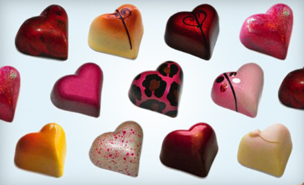 Gourmet Chocolate Tasting Class for Two on Thu., Mar. 1 at 6:30PM (a $150 value) - Beacon Hill Chocolates in Boston