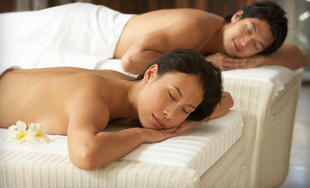 3-Hour Couples-Massage Workshop for 2  (a $99 value) - Potomac Massage Training Institute in Washington
