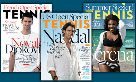 Tennis Magazine - Tennis Magazine in