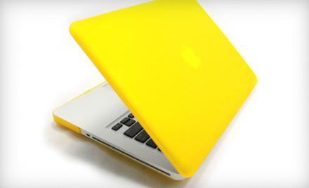 13 MacBook Pro Rubber Case in Black (a $43 value) - MacBook Case in