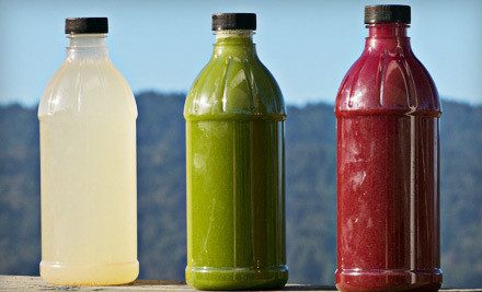 1-Day Juice Cleanse (a $99 value) - LIV Juice in