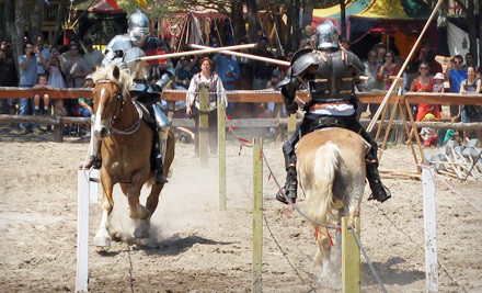 2 General-Admission Tickets  - Sherwood Forest Faire in McDade