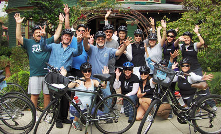 Choice of an Historic Bike Tour for One - e2ride bike tours in Jacksonville