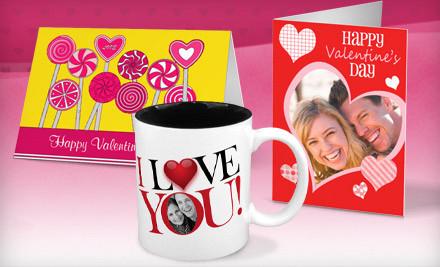$40 Worth of Customizable Valentine's Day Mugs - Zazzle.com in