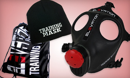 Elevation Training Mask  - Elevation Training Mask in