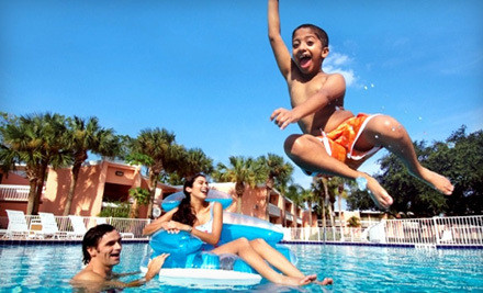 3-Night Stay for Two in a Standard King or for Up to Five in a Standard Double - Orlando Sun Resort and Convention Center in Kissimmee