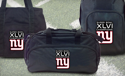 Embroidered NFL Champion Backpack - Concept One Accessories in