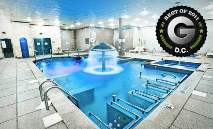1 General-Admission Day Pass - Spa World in Centreville