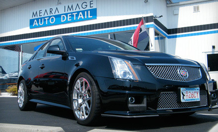 Complete Interior and Exterior Detail for a Car (a $160 value) - Meara Image Auto Detailing in Hingham