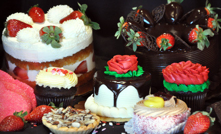 $24 Groupon - Sweet Spot Bakery in Melrose