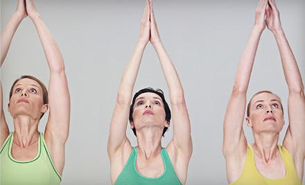 10 Yoga Classes - Easton Yoga Center in N Easton
