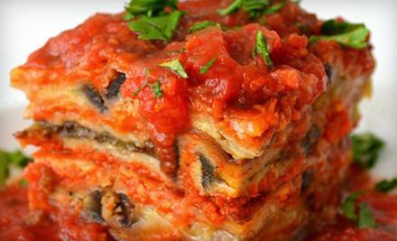 Italian Dinner for 2 - Cresta Bar & Ristorante in Pawtucket