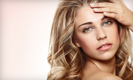 Women's Haircut with a Shampoo & Style (a $65 value) - Paris Salon & Spa in Houston
