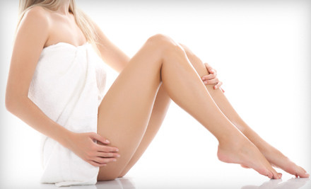 6 Laser Hair-Removal Treatments on a Medium Area (up to a $1500 value) - Bare Skin Laser in Philadelphia