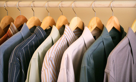 $50 Worth of Dry Cleaning and Laundry Services - Plaza Park Avenue Cleaners in Manhattan