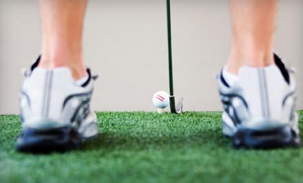 6-Week Golf School for Juniors (a $99 value) - OnTarget Golf Schools  in Canton