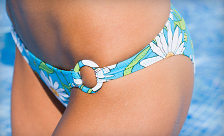 Brazilian Wax Treatment (a $75 value) - Bloom Organic Body in Camas