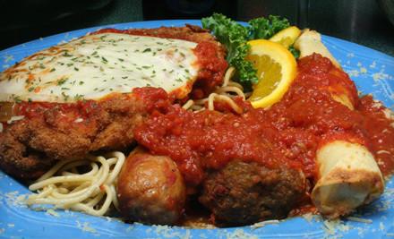 3-Course Italian Dinner for 2 - Momma D's Casa Di Pasta in Portsmouth
