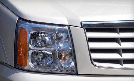 Full Mobile Detail with Headlight Restoration and Scratch Removal on a Standard Car ($175 value) - San Diego Pro Detail in