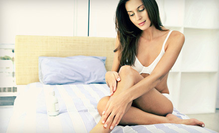 6 Laser Hair-Removal Treatments on a Small Area - The Fountain Laser Hair Removal in Smyrna