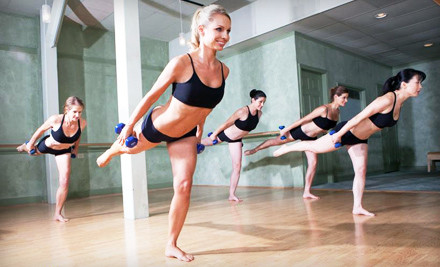 5 Fit Barre Classes (a $60 value) - Passport Pilates in North Andover