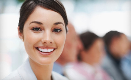 60-Minute In-Office Zoom! Teeth-Whitening Treatment ($350 value) - Gables Smile or Gables Family Dental in Coral Gables