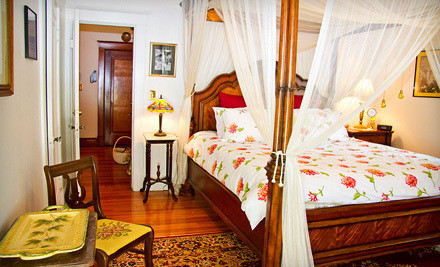 2-Night for Two Stay Valid for Check-In Sunday - Wednesday - Paradise Bed and Breakfast in Catonsville