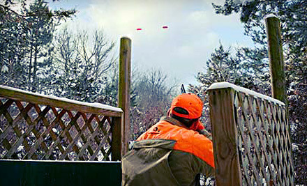 50-Round Sporting-Clay Outing for Two (a $170 value) - Richmond Hunting Club in Richmond