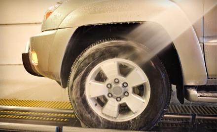 1 Supreme Car Wash (a $12 value) - Rocket Express Car Wash in Littleton