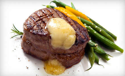 $30 Worth of Dinner Sunday-Thursday - Beelow's Steakhouse in Lake Zurich