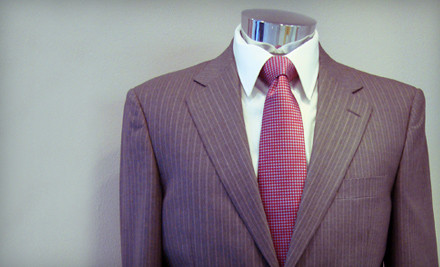 $250 Worth of Upscale Menswear and More - Natale's Clothing in Hanover