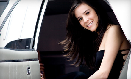3 Hours of Limousine Service to 1 Location for up to 8 People (a $400 value) - All Stretched Out Limousine Service in