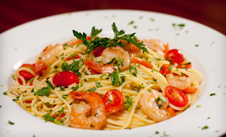 $40 Groupon for Dinner - Pasta Q in Mountain View