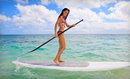 One 2-Hour Stand-Up Paddleboard Lesson (a $100 value) - Live2kite in Greenbrae