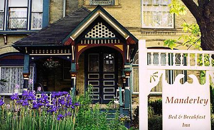 Manderley Bed and Breakfast - Manderley Bed and Breakfast in Milwaukee